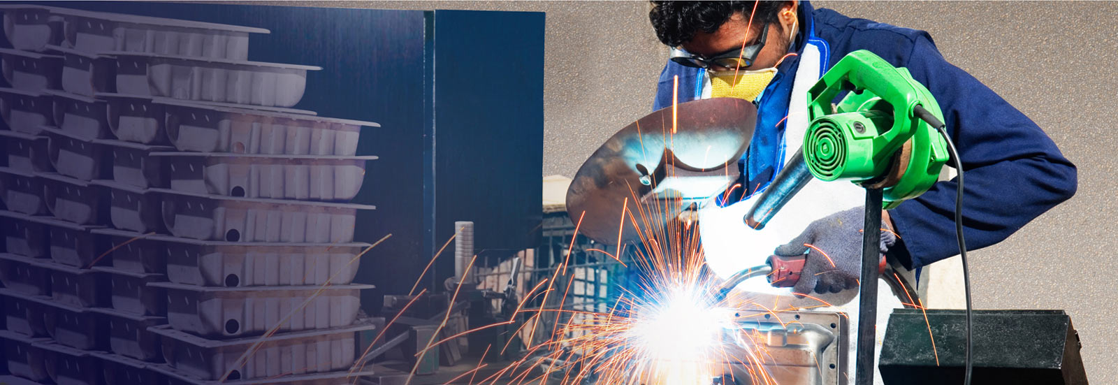 Sheet Metal Fabrication Shop
